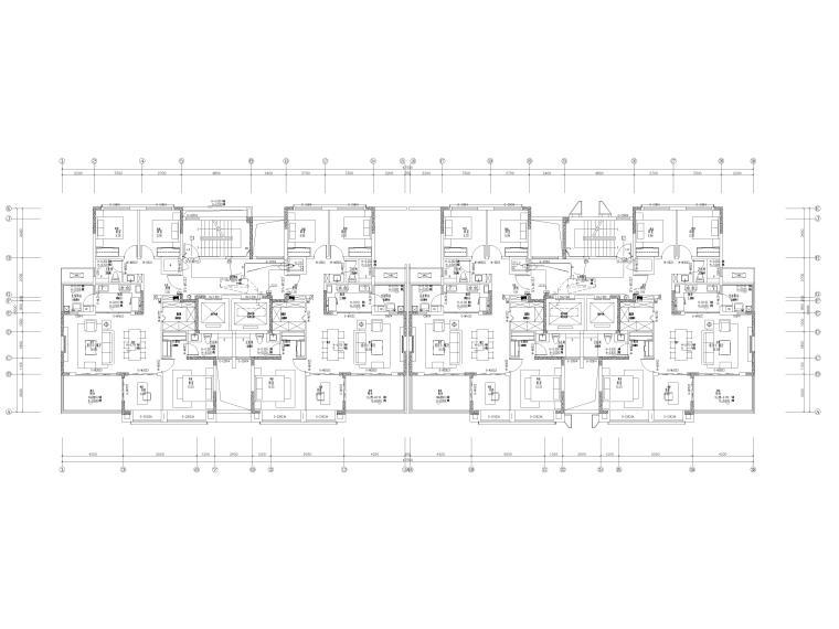 [四川]住宅、商业及配套设施电气施工图2021