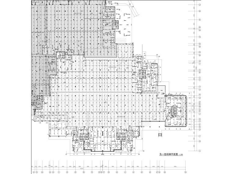 [贵州]住宅楼及地下室给排水施工图