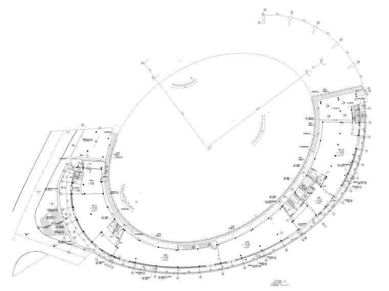 贵州|体育中心泵道产业园给排水施工图2019