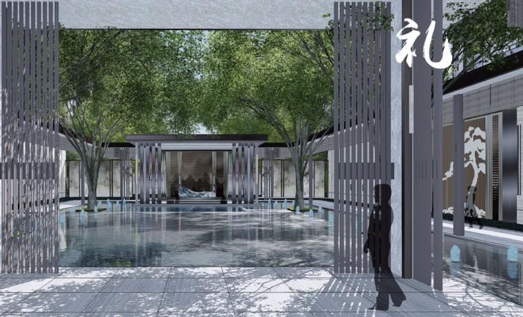 [江苏]国际花园-精致优雅住宅景观方案设计