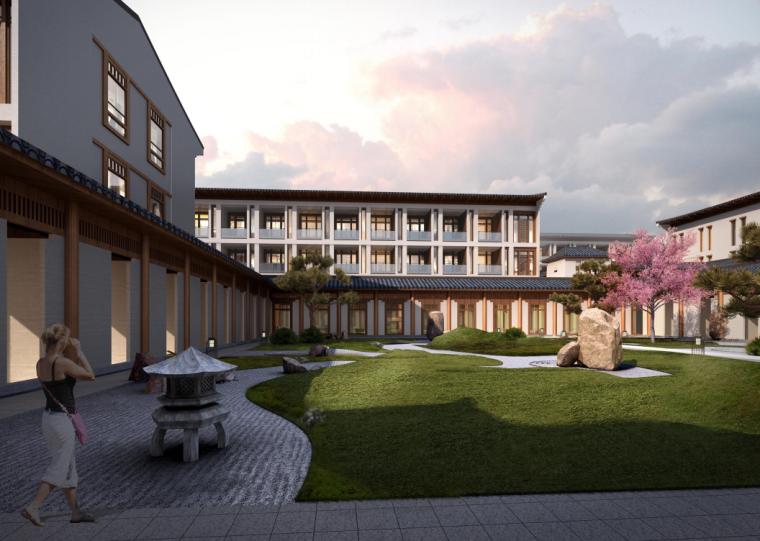 [云南]自然奢华旅游-度假酒店建筑方案2019