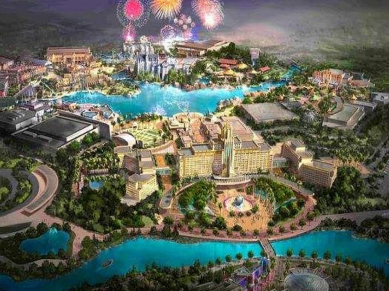[国企]北京主题公园灌溉工程施工方案2018