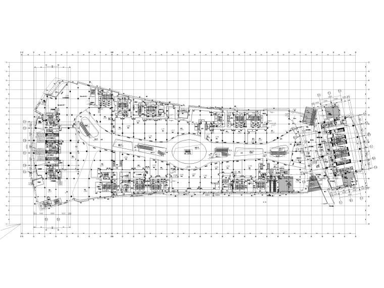 [湖北]大型超高层商业综合体给排水施工图
