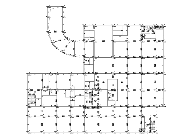 多层框架结构卫生院结构计算书2019+138P
