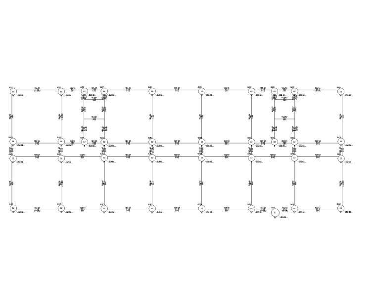 多层钢混框架结构学生宿舍结构计算书85P
