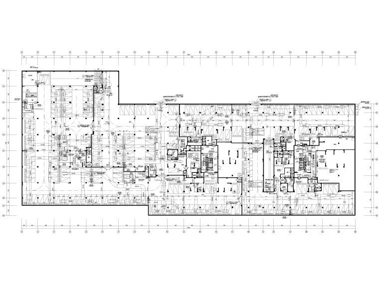 [贵州]安置房及配套设施暖通施工图