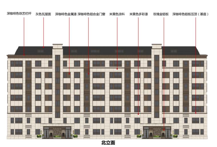 江苏住宅-幼儿园立面控制手册+CAD